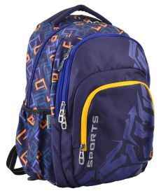 Рюкзак подростковый Yes T-53 отд. для ноутбука Sport 554912