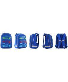 Рюкзак школьный Yes каркасный отд. для ноутбука Maximum Speed 555954