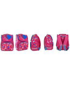 Рюкзак школьный Smart каркасный Сolourful spots 555900