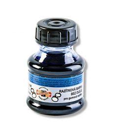 Краска штемпельная Koh-i-noor 50 мл синяя 142503