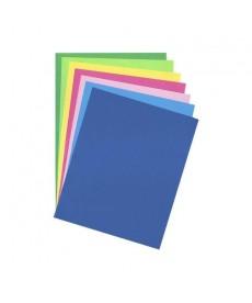Бумага для дизайна А4 Fabriano Elle Erre 21x29.7см №06 marrone 220г/м2 коричневая две текстурыn 4823