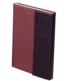 Ежедневник датированный А5 Buromax 288 стр. коричневый PRIMO BM.2032-25