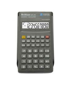 Калькулятор инженерный Brilliant 10 разрядов. 2-эксп. 56 ф-ций BS-120
