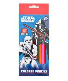 Карандаши 12 цв. ''Star Wars''
