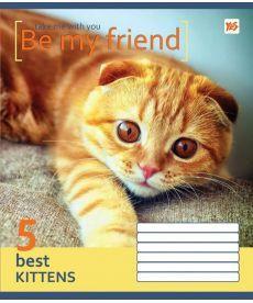 Тетрадь в линию 48 л. Yes А5 Be my friend 762089