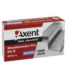 Скобы для степлера Axent Pro 24/6 4312-А