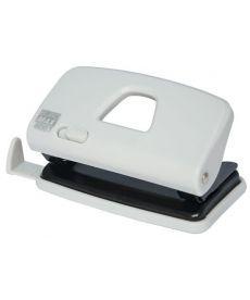 Дырокол 10 л Buromax пластик серый BM.4007-09