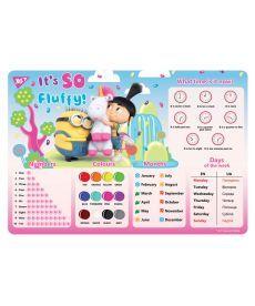 Підкладка для столу дитяча ''Minions Fluff'' Yes 491659