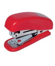Степлер №10 Buromax 10л пластик. Мини красный BM.4125-05