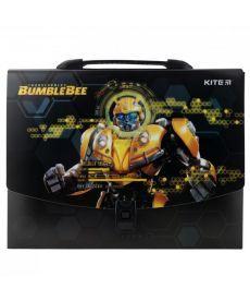 Портфель-коробка Kite А4 Transformers TF19-209