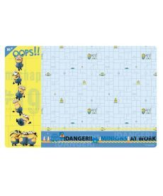 Підкладка для столу ''Minions'', (400x600мм) Yes 491716