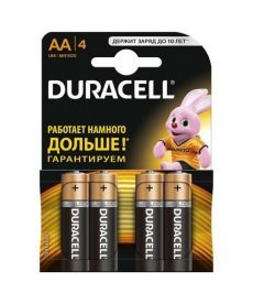 Батарейка Duracell LR6 АA s.52536