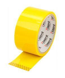 Лента клейкая Axent упаковочная скотч 48ммХ35м 40мкм желтый 3044-08-A