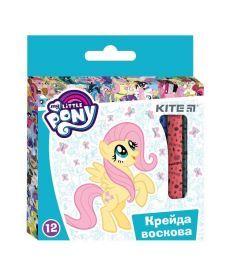 Мел восковой Kite 12 цветов My Little Pony LP19-070