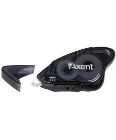 Корректор ленточный Axent 5ммX8м черный 7003-01-A