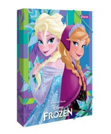Папка для зошитів картонна В5 ''Frozen'' 1 Вересня 491672