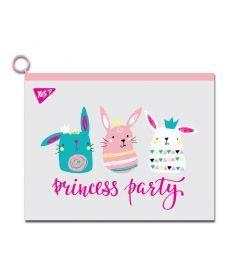 Папка-конверт на блискавцi B6 ''Princess party'' Yes 491708
