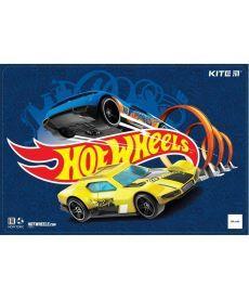 Подложка настольная Kite Hot Wheels 42,5х29см PP HW19-207