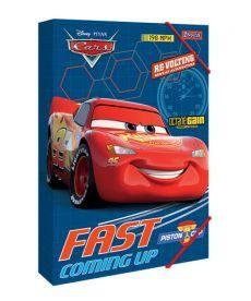 Папка для зошитів картонна В5 ''Cars'' 1 Вересня 491673