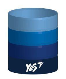 Стакан для письмового приладдя розбірний ''Cool Rings'' Yes 470445