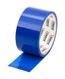 Лента клейкая Axent упаковочная скотч 48ммХ35м 40мкм синий 3044-02-A