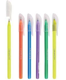 Ручка масляная 1 Вересня Smartline синий 411034