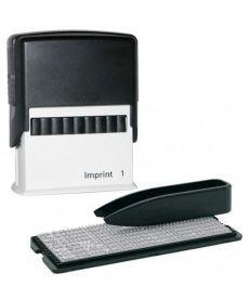 Самонаборный штамп Trodat серия Imprint 5-х строчный+касса 8953I/5/U
