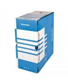 Бокс для архивации Donau 155мм синий 7663301PL-10