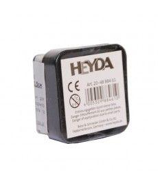 Штемпельная подушка Heyda Черная 2.5x2.5см с пигментным чернилом 4005329884610
