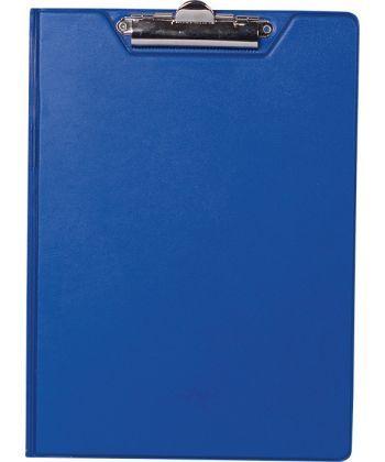Планшет Buromax клипборд А4 PVC т-синий BM.3415-03