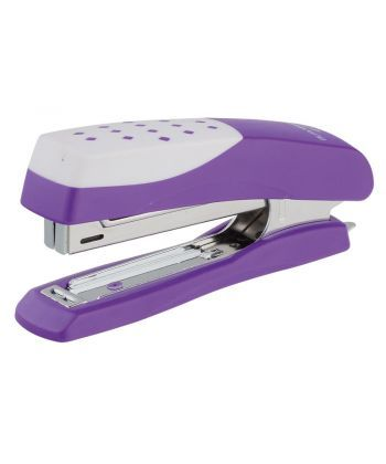 Степлер №10 Buromax 20л пластик. фиолетовый BM.4131-07