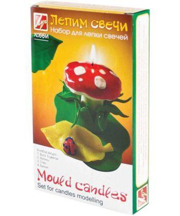 Набор Лепим свечи с формочками 21С1391-08