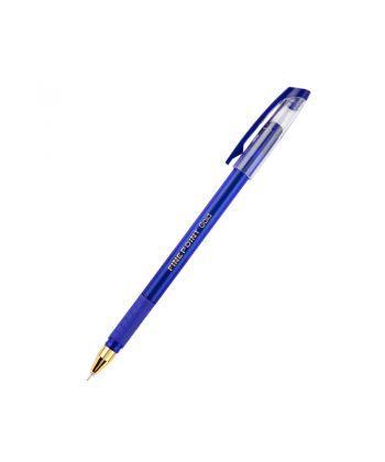 Ручка шариковая Unimax Fine Point Gold Dlx синий ux-139-02