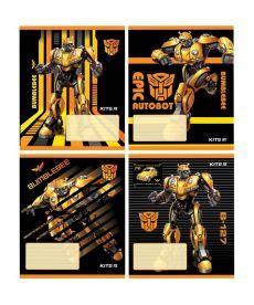 Тетрадь в линию 12 л. Kite Transformers tf19-234