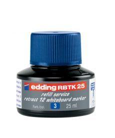 Чернила для маркеров Edding для заправки Board е-BTK25 синий e-BTK25/03