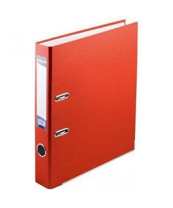Папка регистратор 7см LUX Buromax А4 одностор покр РР бордовый BM.3011-13c