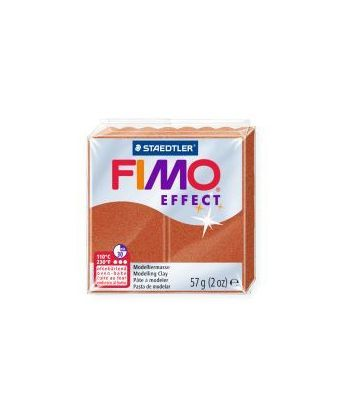 Пластика Effect Медь металлик 57г Fimo