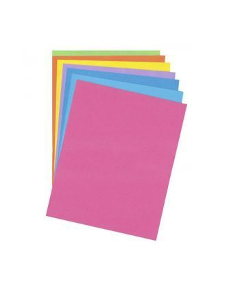 Бумага для дизайна B2 Fabriano Colore 50x70см №27 gialo 200г/м2 желтая мелкое зерно 8001348105770