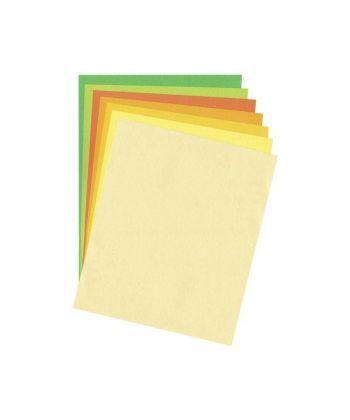 Бумага для дизайна А4 Folia Tintedpaper 21x29.7см №12 лимонная 130г/м без текстуры 4001868064124