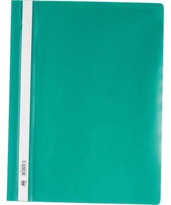 Скоросшиватель А4 Buromax PP зеленый BM.3311-04