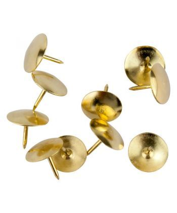 Кнопки Axent цв медные 100 шт 4212-A