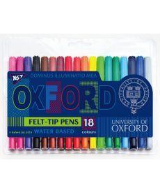Фломастери 18 кол. ''Oxford'' Yes 650371