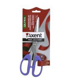 Ножницы Axent Ultra 19см канцелярские фиолетовые 6211-11-А