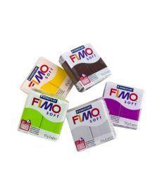 Пластика Soft Шоколадная 57г Fimo