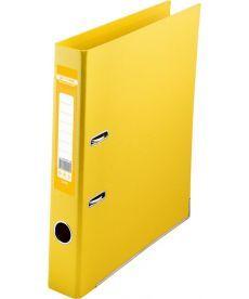Регистратор цв А450мм PP желтый