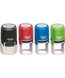 Оснастка для печати IDEAL d40мм плас. с футляром 400R Ideal