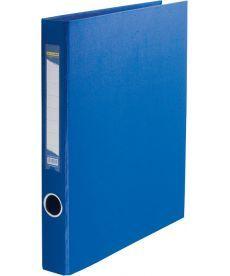 Регистратор А44D35мм PP синий