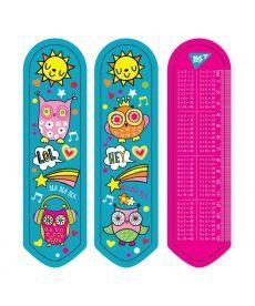 Закладка 2D ''Disco owls'' Yes 706927
