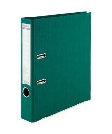 Папка-регистратор AXENT двостор Prestige+ А4 PP 5 см зеленая 1721-04C-A