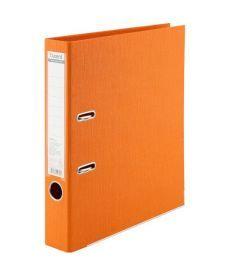 Папка-регистратор AXENT двостор Prestige+ А4 PP 5 см оранжевый 1721-12C-A